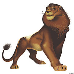 The Lion King Simba Peel & Stick Giant  Decals