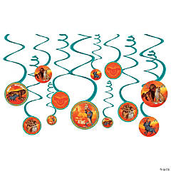The Lion King™ Spiral Decorations