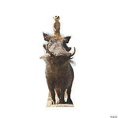 The Lion King™ Timon & Pumbaa Stand-Up