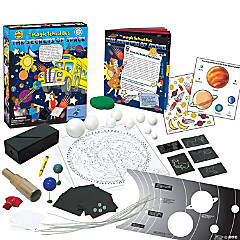 The Magic School Bus™: The Secrets of Space At-Home Learning Kit