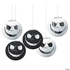 The Nightmare Before Christmas Paper Lanterns