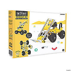 The Off Bits® LoaderBit™ Build-It-Yourself Vehicle Kit