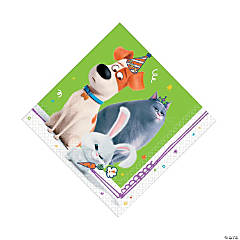 The Secret Life of Pets 2™ Luncheon Napkins