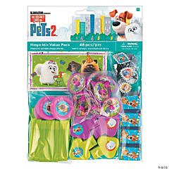 The Secret Life of Pets 2™ Mega Favor Pack