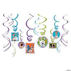 The Secret Life of Pets 2™ Swirl Decorations