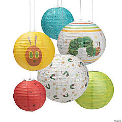 The Very Hungry Caterpillar™ Hanging Paper Lanterns