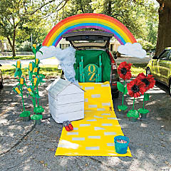 The Wizard of Oz™ Trunk-or-Treat Decorating Kit