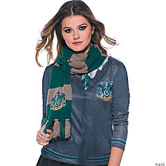 The Wizarding World of Harry Potter™ Deluxe Slytherin Scarf