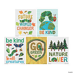 The World of Eric Carle™ Love Your Planet Posters