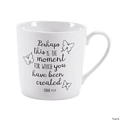 This is the Moment Ceramic Coffee Mug