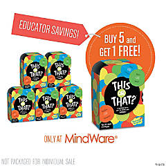 This or That: Classroom Set of 6