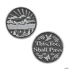 This Too Shall Pass Pocket Token