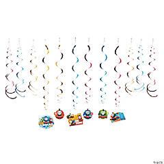Thomas the Tank Engine & Friends™ Hanging Swirl Decorations - 12 Ct.
