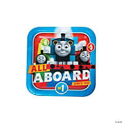 Thomas the Tank Engine & Friends™ Square Paper Dinner Plates - 8 Ct.