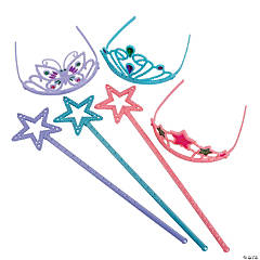Tiaras & Wands Assortment