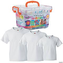 Tie-Dyed T-Shirt Craft Kit