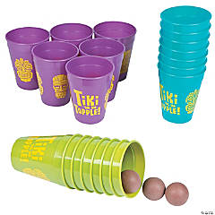 Tiki Toss Drinking Game
