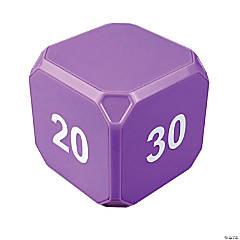 TimeCubePlus 5-10-20-30 Min Timer Purple