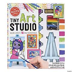 Tiny Art Studio Book Kit