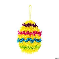 Tissue Easter Egg Craft Kit