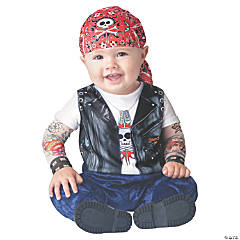 Toddler Born to Be Wild Costume - 2T