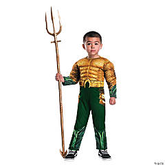 Toddler Boy's Aquaman Costume