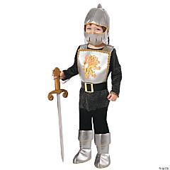 Toddler Boy's Brave Knight Costume
