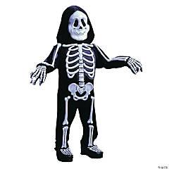 Toddler Boy's Skelebones Costume - Small
