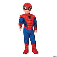 Toddler Boy's Super Hero Adventures Deluxe Spiderman Costume