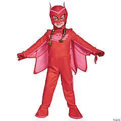 Toddler Deluxe Disney® PJ Masks Owlette Costume - 3T-4T