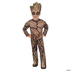 Toddler Deluxe Guardians of the Galaxy Groot Costume - 2T