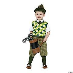 Toddler Future Golfer Costume - 3T-4T