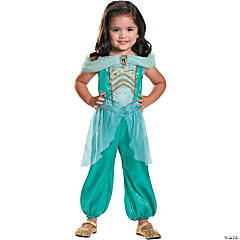 Toddler Girl's Classic Jasmine Costume - 3T-4T