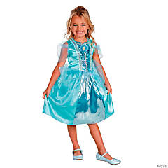 Toddler Girl's Classic Sparkle Disney Princess Cinderella™ Costume - 3T-4T
