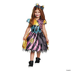 Toddler Girl's Classic The Nightmare Before Christmas™ Sally Costume - 3T-4T