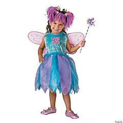 Toddler Girl's Deluxe Sesame Street™ Abby Cadabby Fairy Costume - 3T-4T