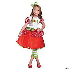 Toddler Girl's Deluxe Strawberry Shortcake™ Costume - 3T-4T