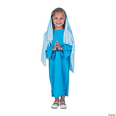 Toddler Girl's Mary Costume