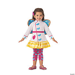 Toddler Girl's Butterbean's Café Butterbean Costume