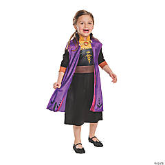 Toddler Girl's Classic Disney's Frozen II Anna Costume - 3T-4T