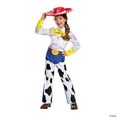Toddler Girl's Classic Toy Story 4™ Jessie Costume - 3T-4T
