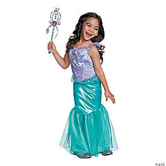 Toddler Girl's Deluxe Disney's The Little Mermaid™ Ariel Costume - 3T-4T