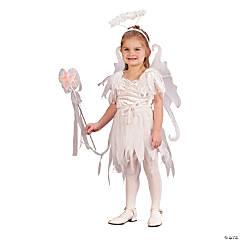 Toddler Girl's Fairy Angel Costume - 3T-4T