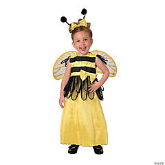 Toddler Girl's Honey Bee Costume - 3T-4T