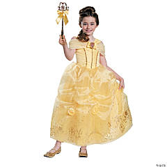 Toddler Girl's Prestige Belle Costume - 3T-4T