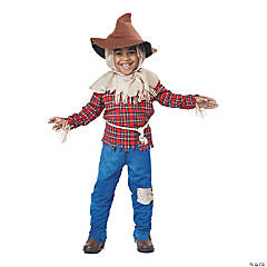 Toddler Harvest Scarecrow Costume - 3T-4T