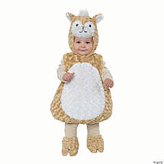 Toddler Llama Costume - 2T-4T