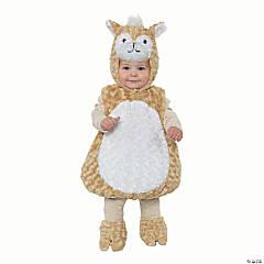 Toddler Llama Costume