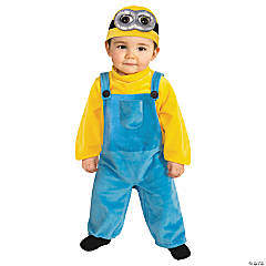 Toddler Minions™ Bob Costume - 3T-4T