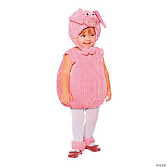 Toddler Pig Costume - 2T-4T